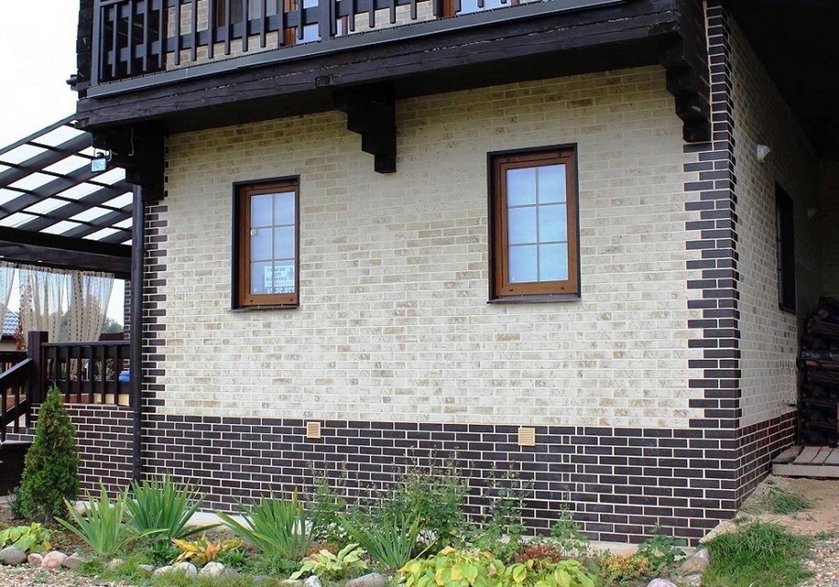Клинкерная плитка фото домов