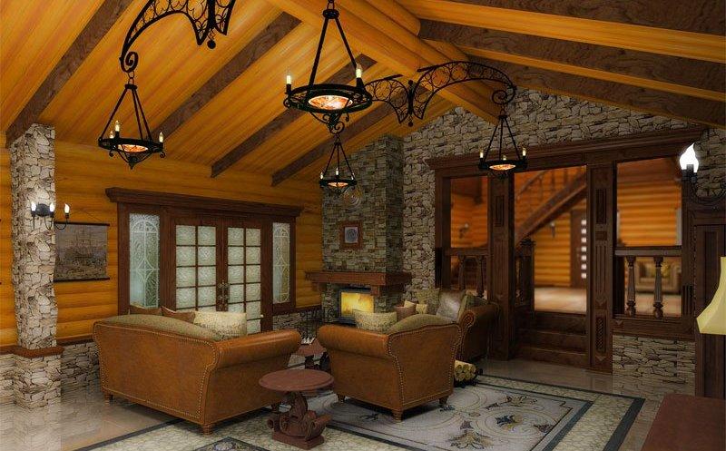 Одноэтажные каркасные дома под ключ, проекты, цены и фото